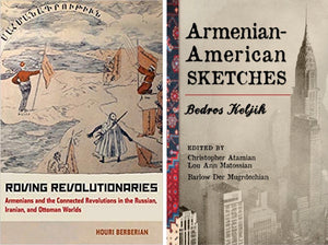 NAASR ANNOUNCES WINNERS OF 2020 SONA ARONIAN ARMENIAN STUDIES BOOK PRIZES