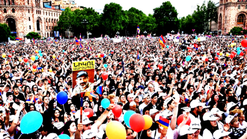 TRANSITION TREMORS: Armenia Two Years After the Velvet Revolution ~ Live on Zoom ~ Saturday, August, 22, 2020
