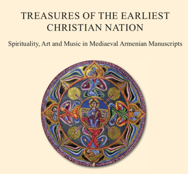 TREASURES OF THE EARLIEST CHRISTIAN NATION ~ Thursday, August 6, 2020 ~ Zoom/YouTube