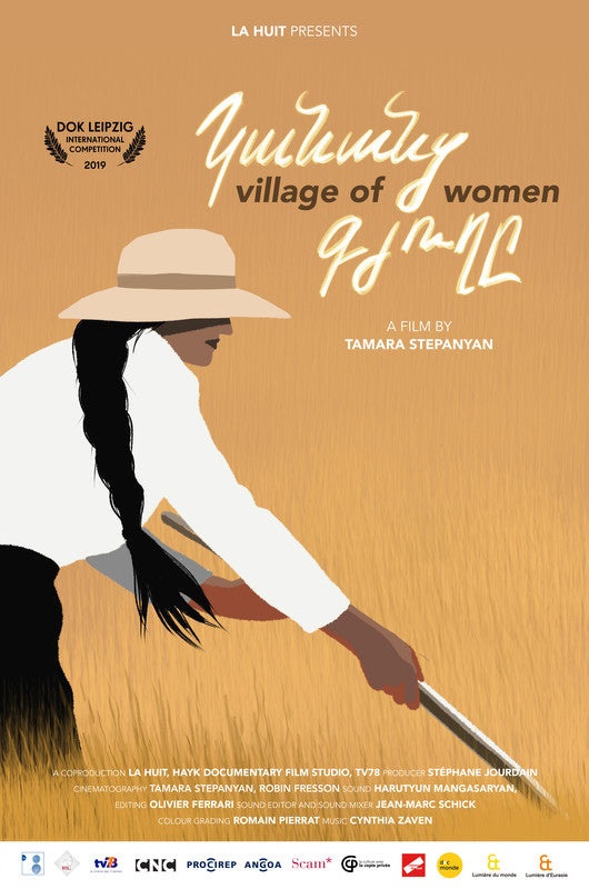 CANCELED ~ VILLAGE OF WOMEN directed by Tamara Stepanyan: Film Screening ~ CANCELED