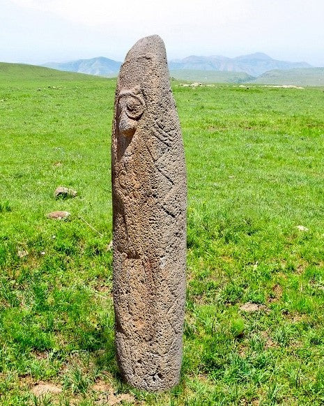 VISHAPAKARS: Dragon Stones of Armenia's Mountains ~ Saturday, March 13, 2021 ~ On Zoom/YouTube