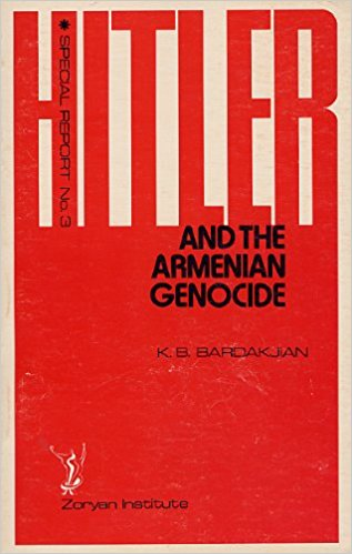 HITLER AND THE ARMENIAN GENOCIDE