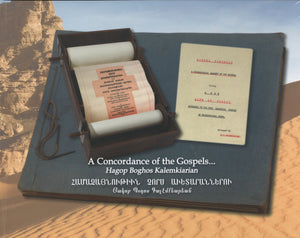 A CONCORDANCE OF THE GOSPELS