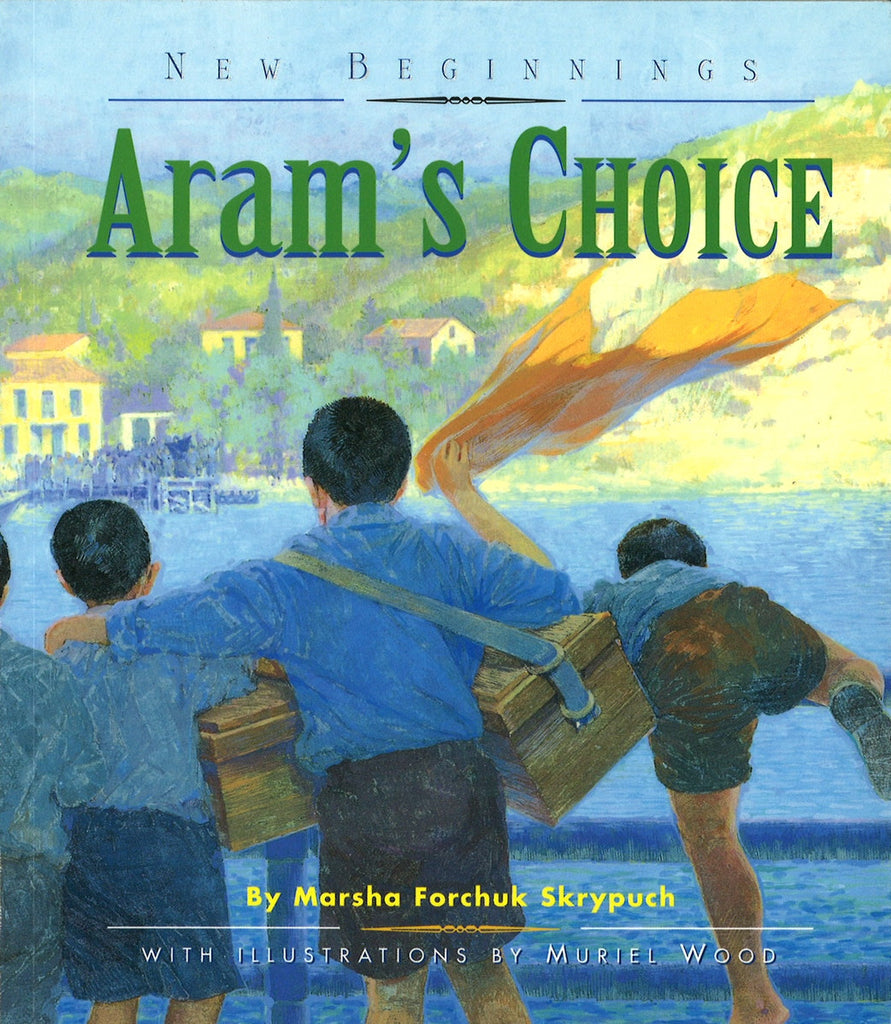 ARAM'S CHOICE - New Beginnings