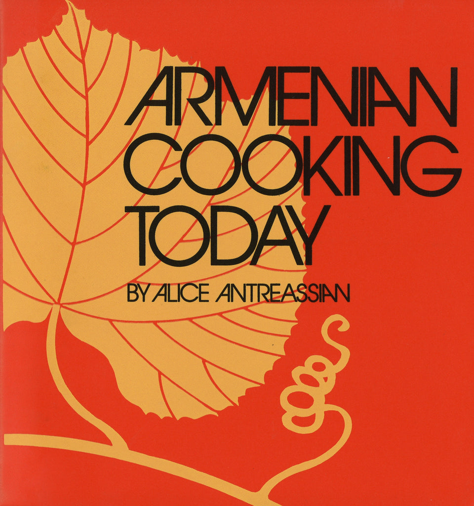 ARMENIAN COOKING TODAY