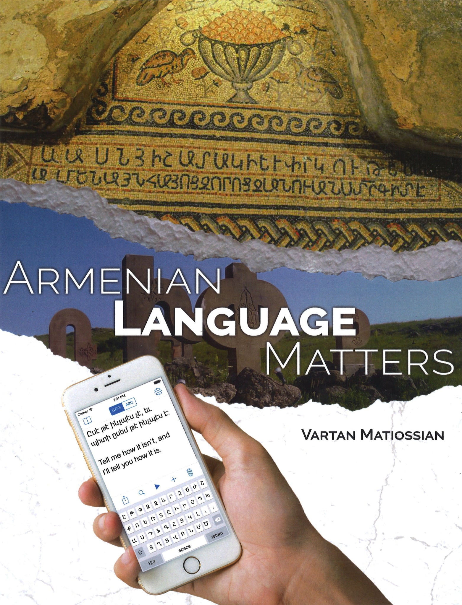 ARMENIAN LANGUAGE MATTERS