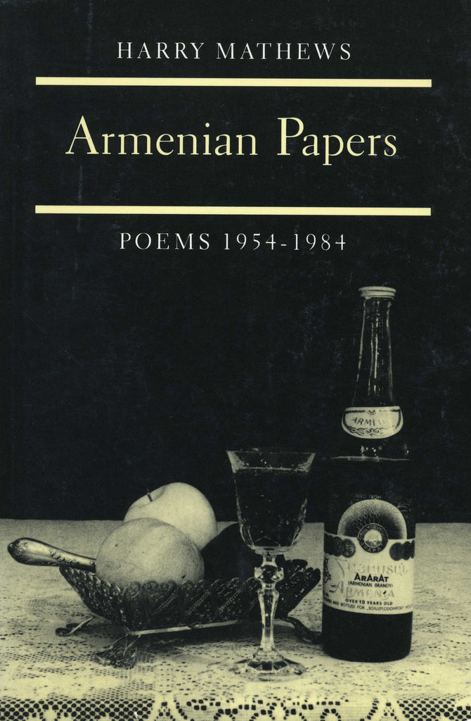 ARMENIAN PAPERS: Poems 1954-1984