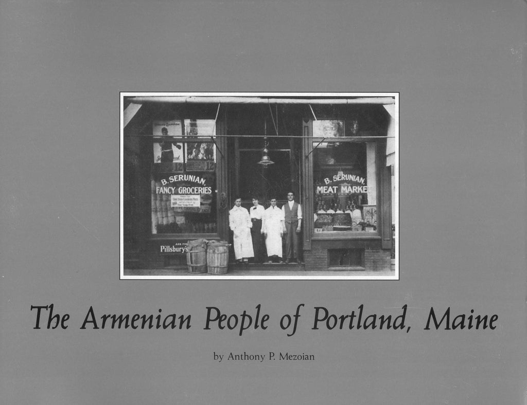 ARMENIAN PEOPLE OF PORTLAND