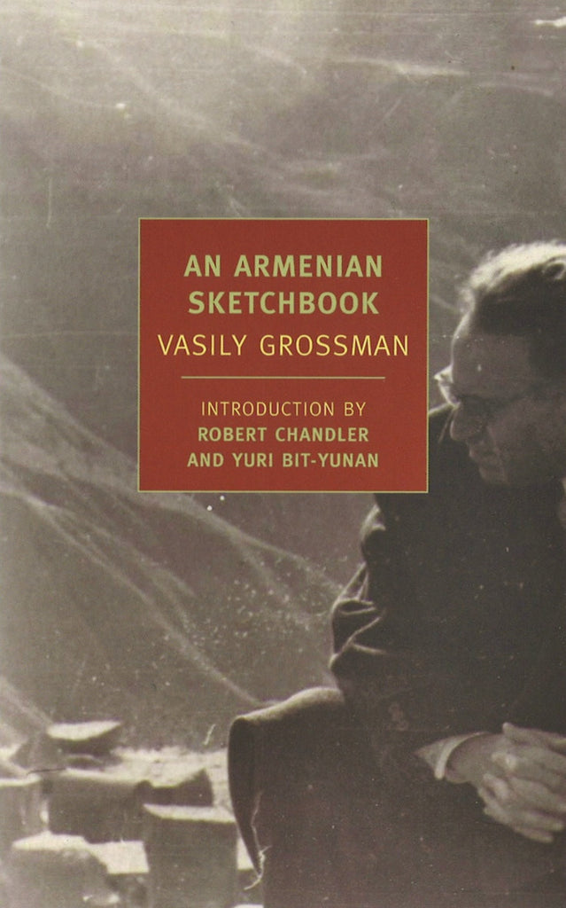 AN ARMENIAN SKETCHBOOK