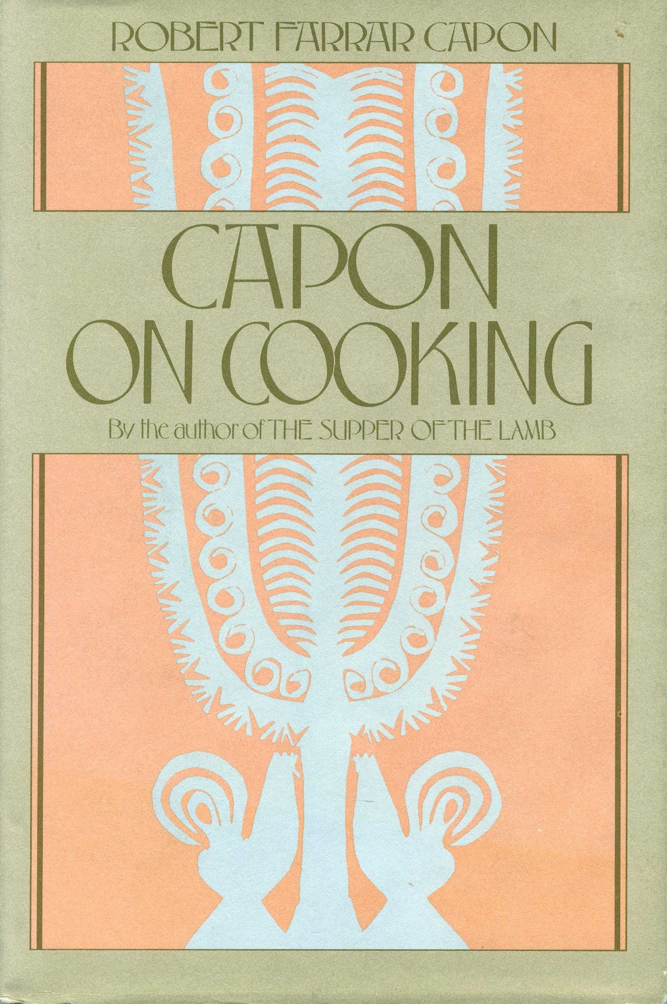 CAPON ON COOKING