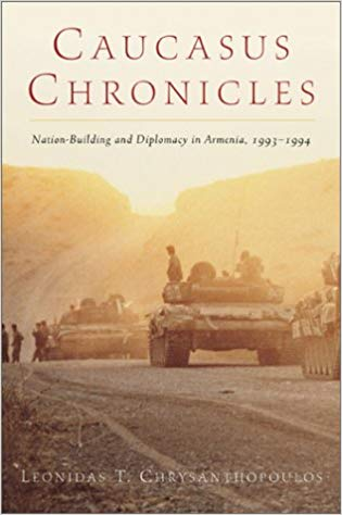 CAUCASUS CHRONICLES: Nation-Building and Diplomacy in Armenia, 1993-1994