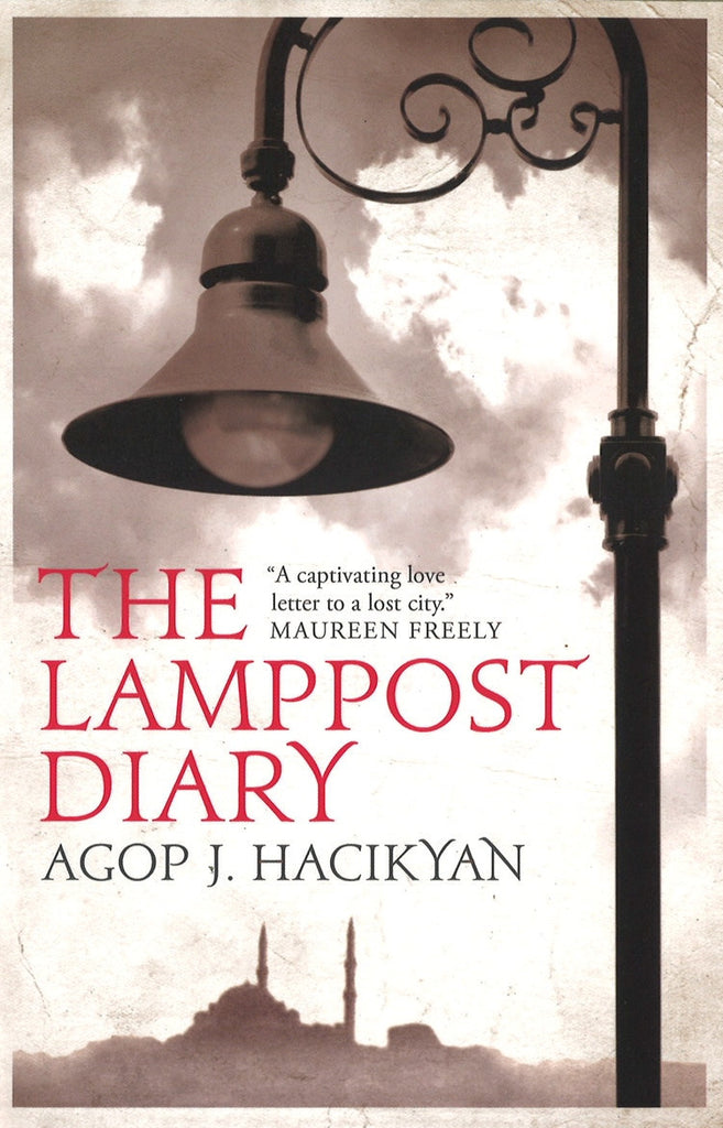 LAMPPOST DIARY