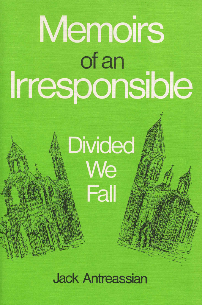 MEMOIRS OF AN IRRESPONSIBLE: Divided We Fall