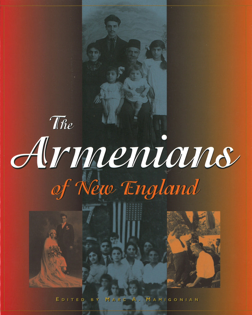ARMENIANS OF NEW ENGLAND