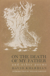 ON THE DEATH OF MY FATHER