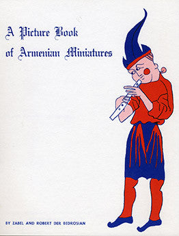 Picture Book of Armenian Miniatures