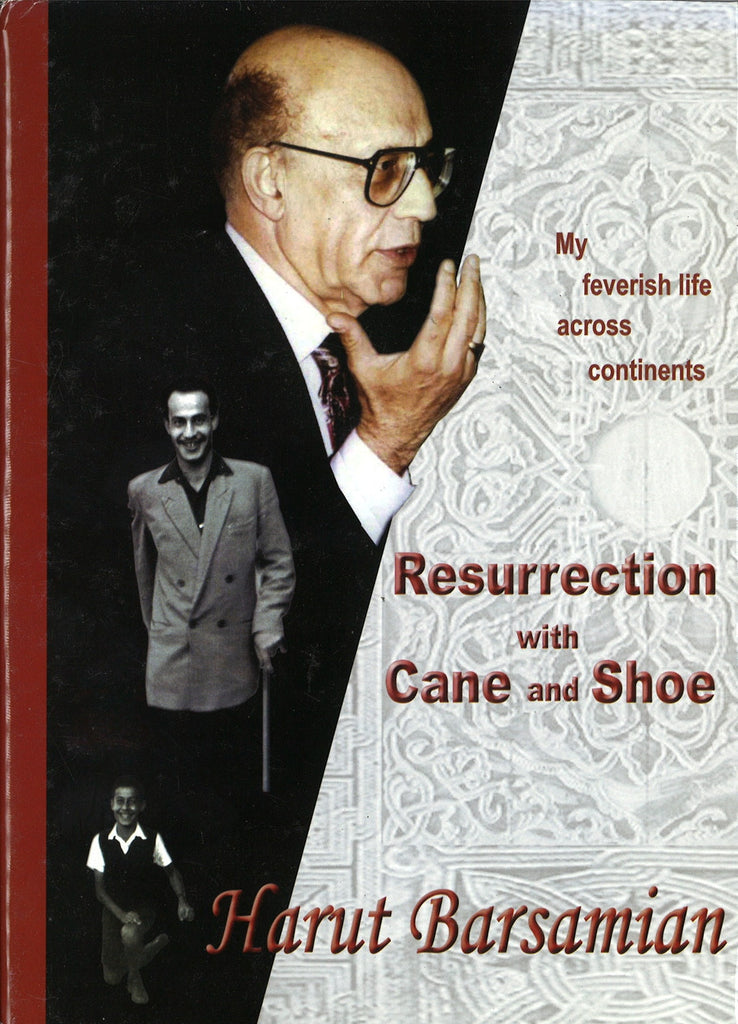 RESURRECTION WITH CANE AND SHOE: My feverish life across continents