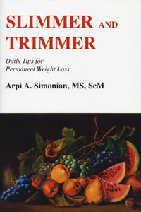 SLIMMER AND TRIMMER: Daily Tips for Permanent Weight Loss