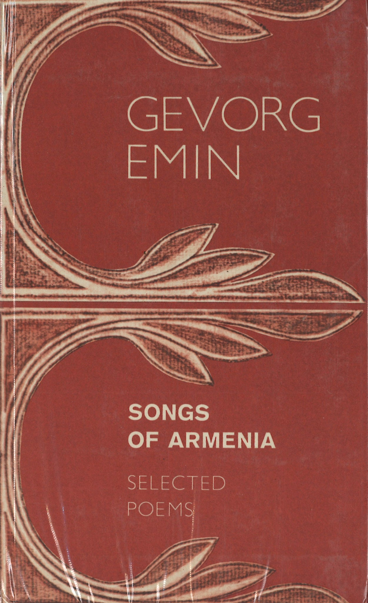 SONGS OF ARMENIA: Selected Poems