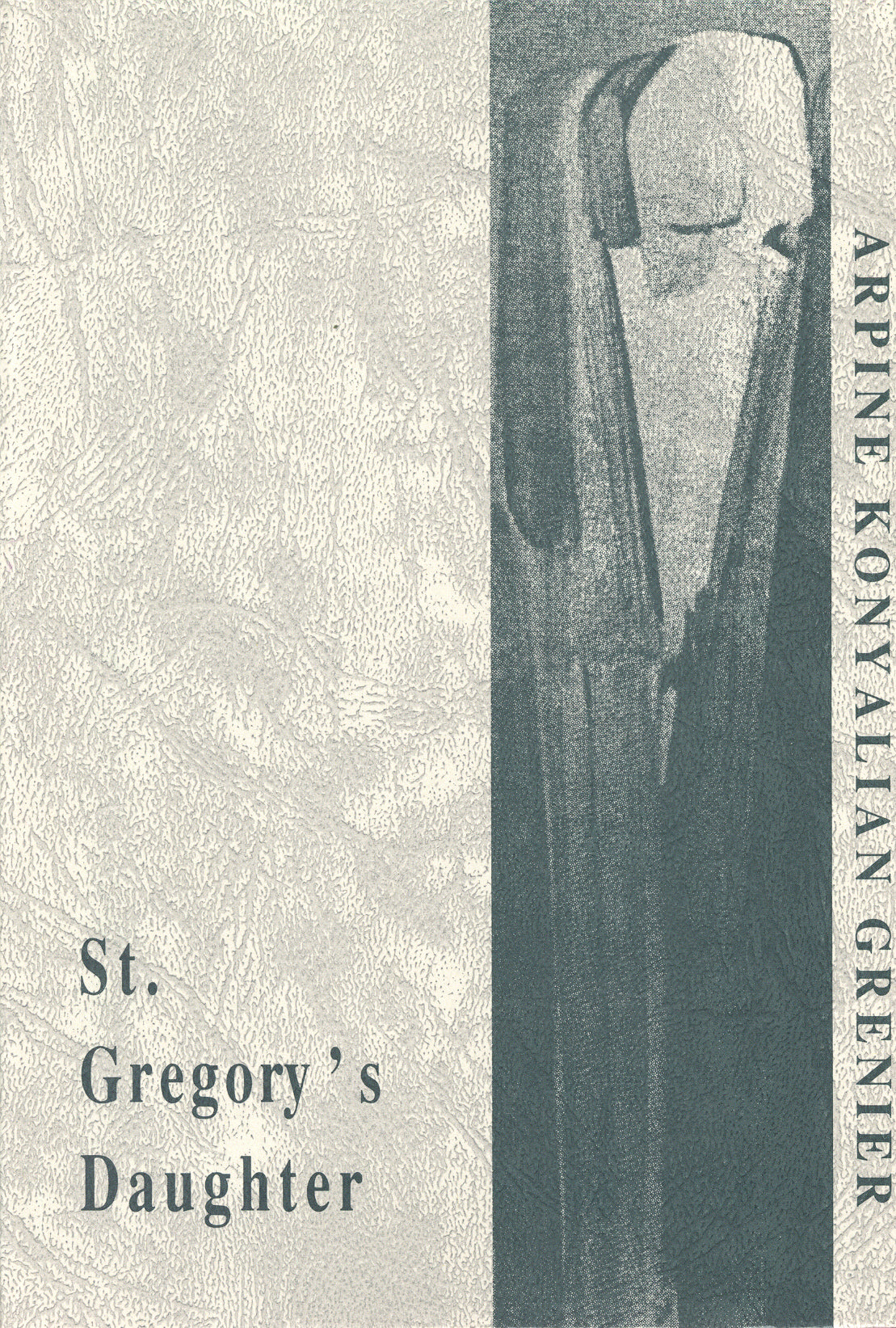 ST. GREGORY'S DAUGHTER
