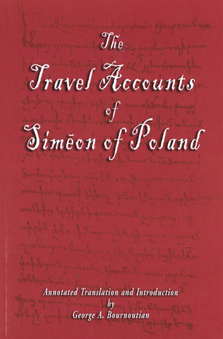 TRAVEL ACCOUNTS OF SIMEON OF POLAND