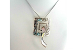 925 Sterling Silver Designer Necklace