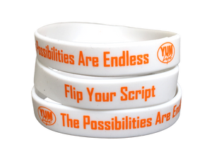 YUMLife Flip Your Script Bands 3-Pack
