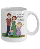 Put Your Picture on Mug 11 oz