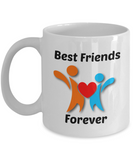 Best Friends Forever Gift Mug