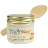 Orange Salt Scrub - Muscle Relief Scent