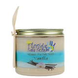 Florida Salt Scrubs, Coconut Scent, Coconut Essential Oil, Exfoliation, Sea Salt, Coconut Oil, Wedding Gift, Christmas Gift, Valentine Gift, Birthday Gift, Spa Approved, Natural Ingredients, Gifts for Mother, Gifts for Daughter, Aromatherapy, Appreciation Gift, Hostess Gift, Housewarming Gift