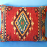 Zapotec/Oregon Large Woven Pillow #12PC