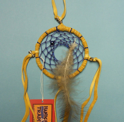 Dreamcatchers—4-Inch Blue