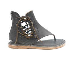 Nomad - Black - BASKE California Footwear