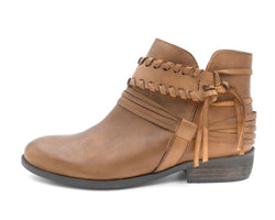 Colby - tan - BASKE California Footwear