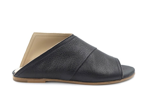 Kalina - Black - BASKE California Footwear