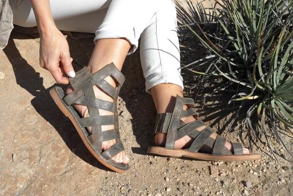 Amoux - Brown - BASKE California Footwear