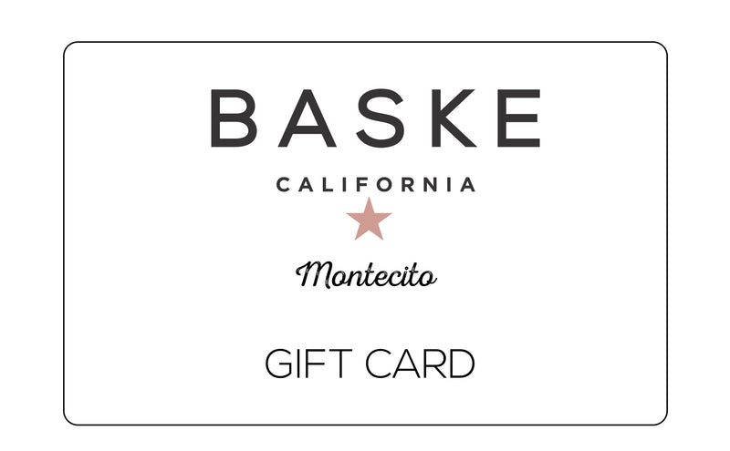 Gift Cards - BASKE California Footwear