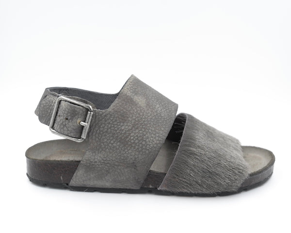 Mira - Grey - BASKE California Footwear
