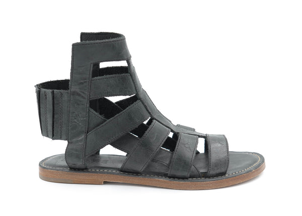 Amoux - Black - BASKE California Footwear
