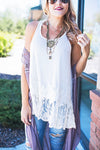 Lillie Avenue Crochet Tank