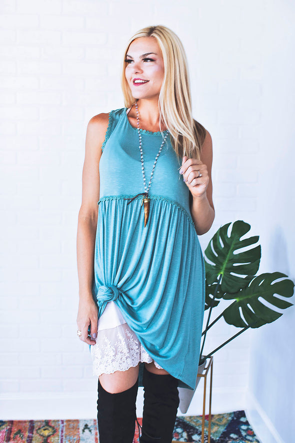 Lace Dress Extender Cami