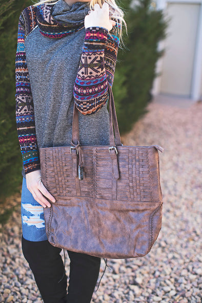 The Emily Tan Handbag