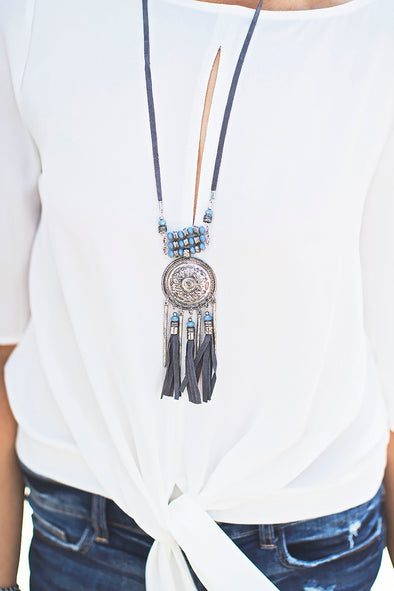 Festival ready necklace