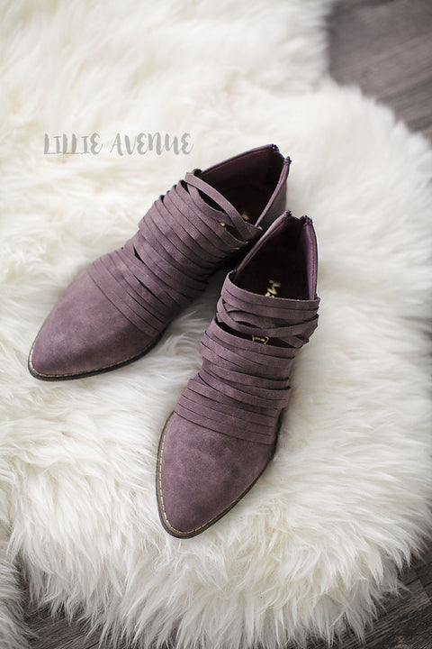 Free Soul Purple Shoes