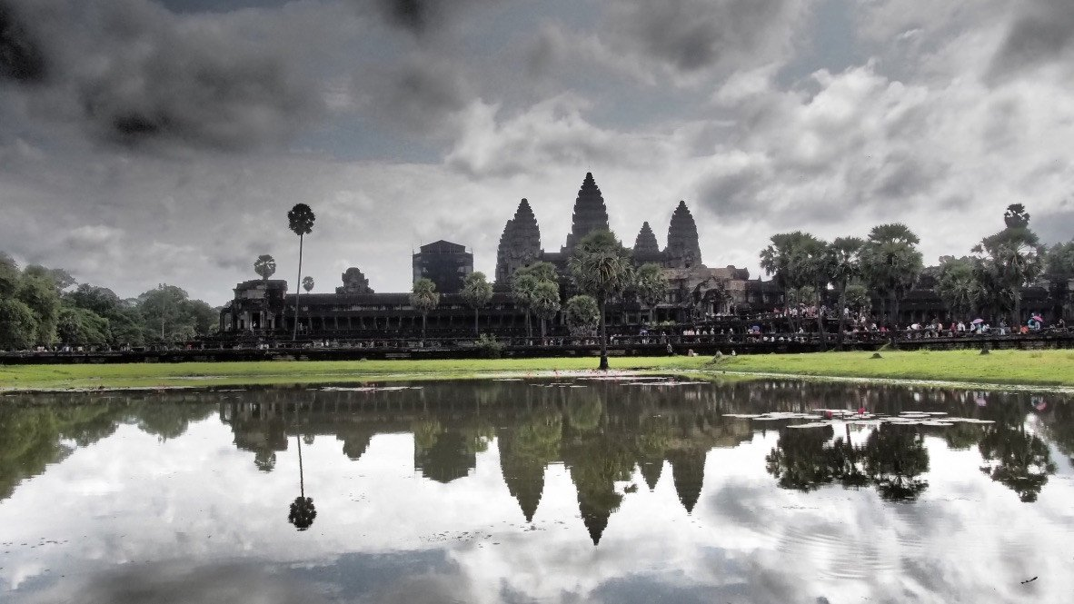 A Day at the Temples of Angkor