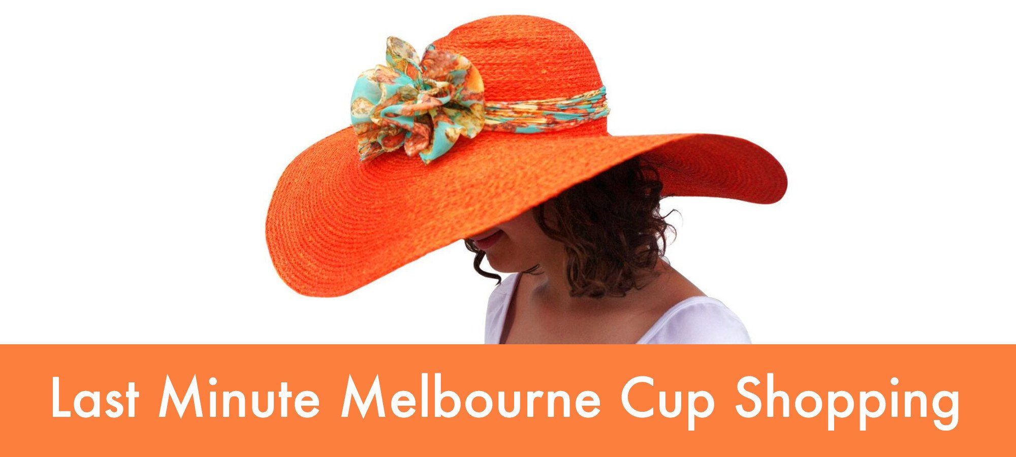 Last minute Melbourne Cup shopping