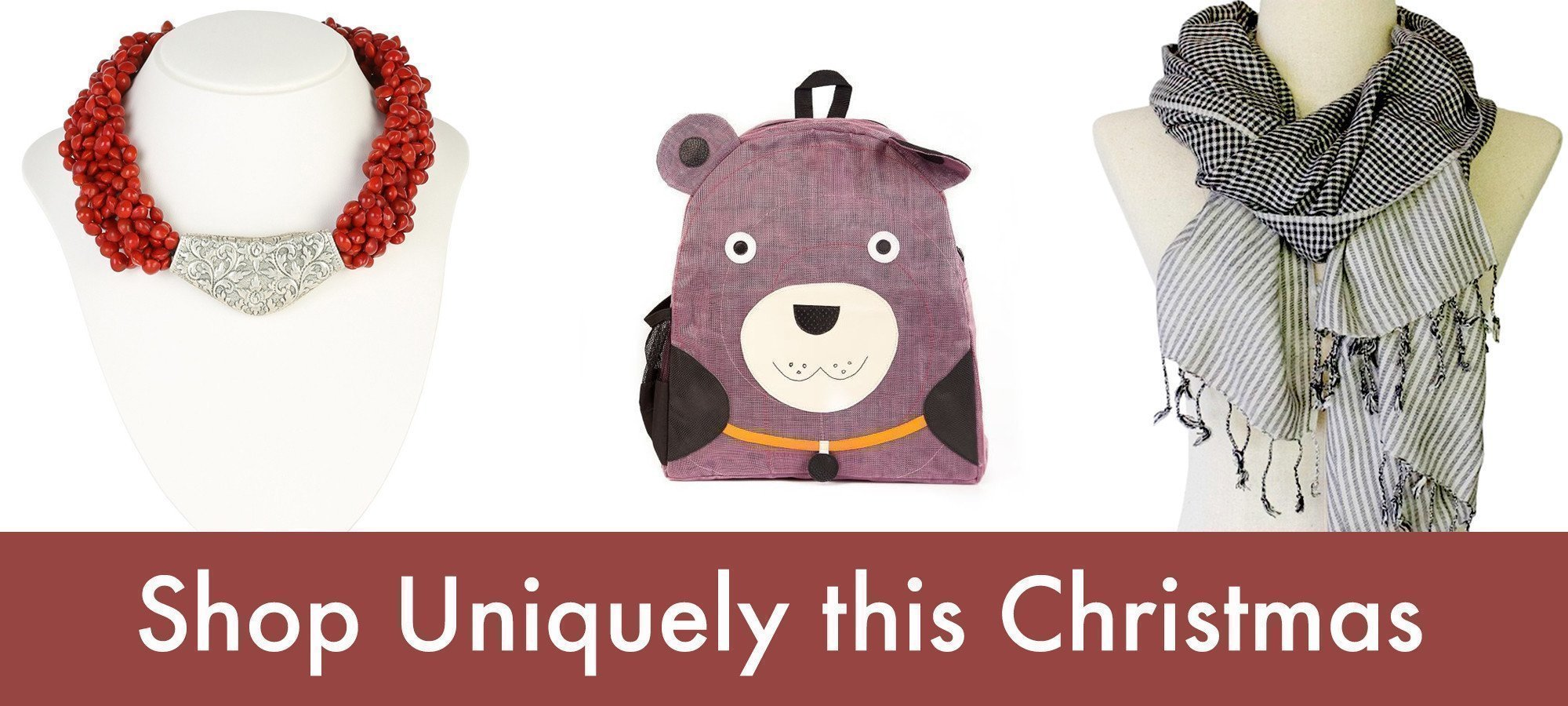 Shop Uniquely this Christmas - Ethical Christmas Gifts for Everyone!