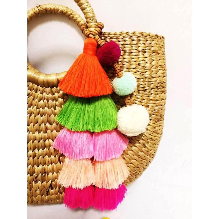 Discover the Stylish Versatility of the Humble Straw Bag