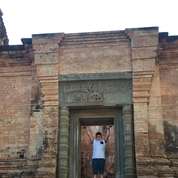 Cambodia With Kids – 5 Top Spots That Kids Will Love-Temples and Markets